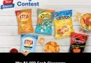 Tasty Rewards Contest: Win $1000 and $250 Cash Prizes