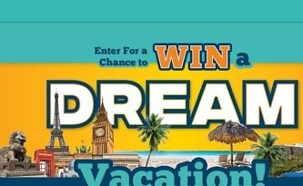 Exploria Vacation Your Way Sweepstakes: Win $10,000 Travel Prize