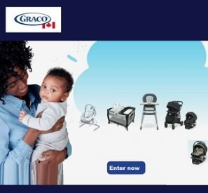 Graco Baby Canada Giveaway: Win A Graco 6-in-1 HighChair