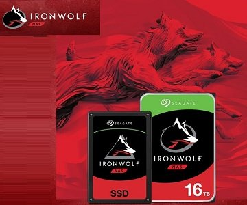 Seagate Sweepstakes: Win  #RunWithIronWolf Prize ($752)