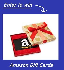 enter to win free Amazon gifr cards