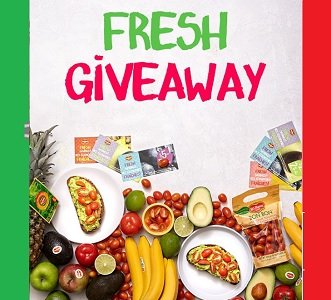 Del Monte Sweepstakes Win $50 Gift Card
