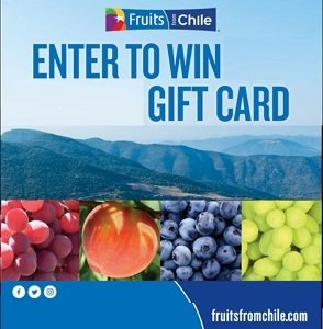 Fruits of Chili Canada Contests & Giveaways