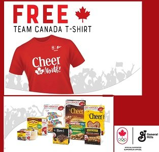 General Mills Lifemadedelicious.ca Free Tee shirt Giveaway