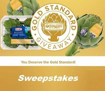 The Oceanmist.com Gold Standard Giveaway
