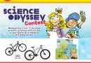 Owl Kids Science Fun Contest: Win DeVinci Bike & Prize packs