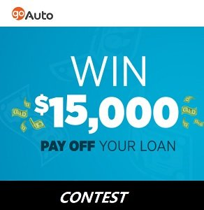 Go Auto's Pay Off Your Loan $15K  at www.goauto.ca/payoff2020
