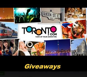 Toronto.com Contest win gift cards and giveaways