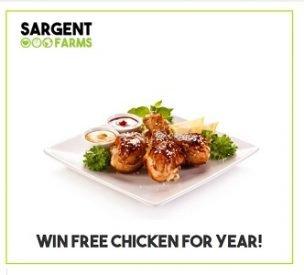 Sargent Farms Contest