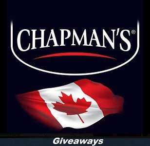 Chapmans Canada Contest: Free Ice Cream Giveaways