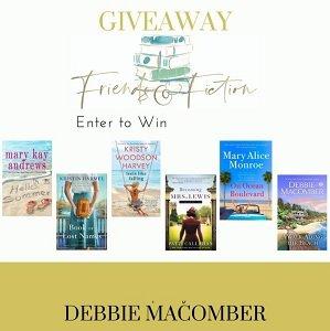 Debbie Macomber Sweepstakes for Canada & US. E