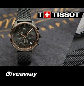 Tissot Watches Giveaway