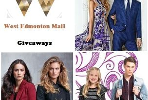 West Edmonton Mall Contests and giveaways Giveaway