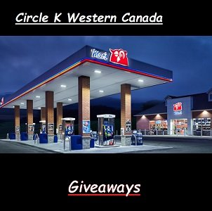 Circle K Western Canada Contests  Froster and instant win prize  Giveaway