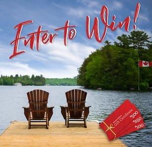 Resorts of Ontario Contest.