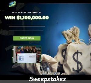 Prize Hub Sweepstakes: Win 1 Million+ in Cash Prizes