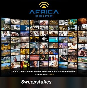 Africa Prime Sweepstakes Canada & US African Travel Giveaway