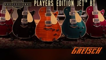 Gretsch Guitars Contest: Win Streamliner Guitar Giveaway