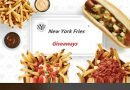 New York Fries Contest: Win Nacho Fries (5 Prizes)