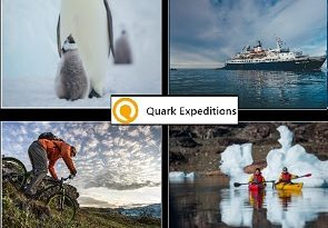 Quark Expeditions Contest: Win Trip to Canadian High Arctic