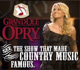 Grand Ole Opry Giveaway: Win Trip & Tickets to the Opry