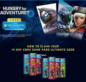 Pringles Gaming Giveaway: Claim Xbox Game Pass Ultimate