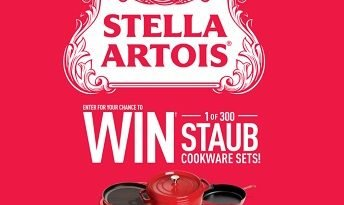 Stella Artois Contest: Win a Stella Cookware Set