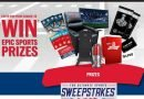 Ultimate Sports Sweeps: Enter Pins to Win Trip to Super Bowl LV