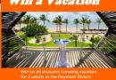 Bentley Community Program Contest: Win Vacation in Cancun