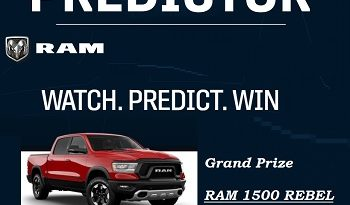 Sportsnet.ca Predictor Contest: Win Dodge Ram & $1,000 Cash Prizes