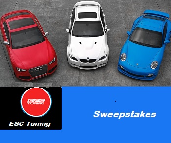 """ECS Tuning Sweepstakes  """" Instant Win Game & Giveaway"""