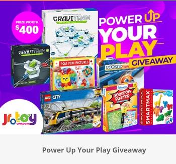 JRToyCanada Ca Contest: Win $400 Toy Bundle
