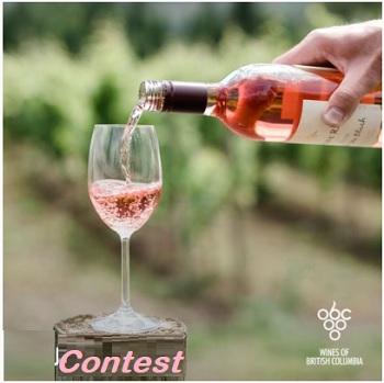 WineBC Contest: Win Trip to BC Wine Country