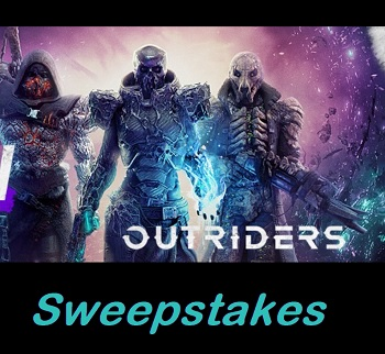 Outriders Game Sweepstakes Gamer Giveaways