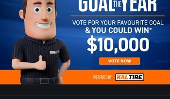 Sportsnet Kaltire Contest: Goal Of The Year – Win $10,000 Cash Prize